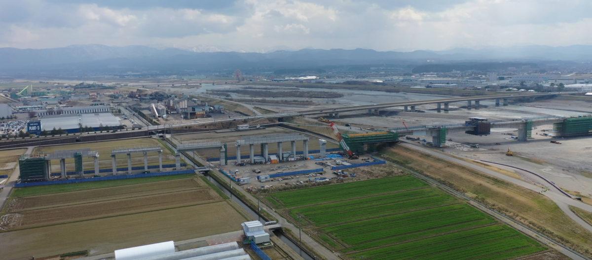 石川県でのドローン空撮はお任せ下さい